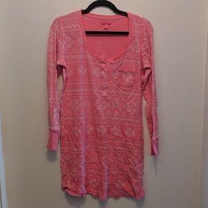 Victoria's Secret | Pajama Long Sleeve Pink L